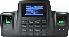 eSSL DS100 Fingerprint Attendance Machine
