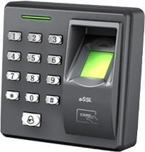 Essl X7 Standalone Fingerprint Access Control System